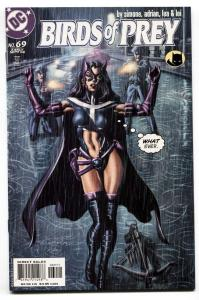 Birds of Prey #69-comic book-2004-Huntress cover-NM-