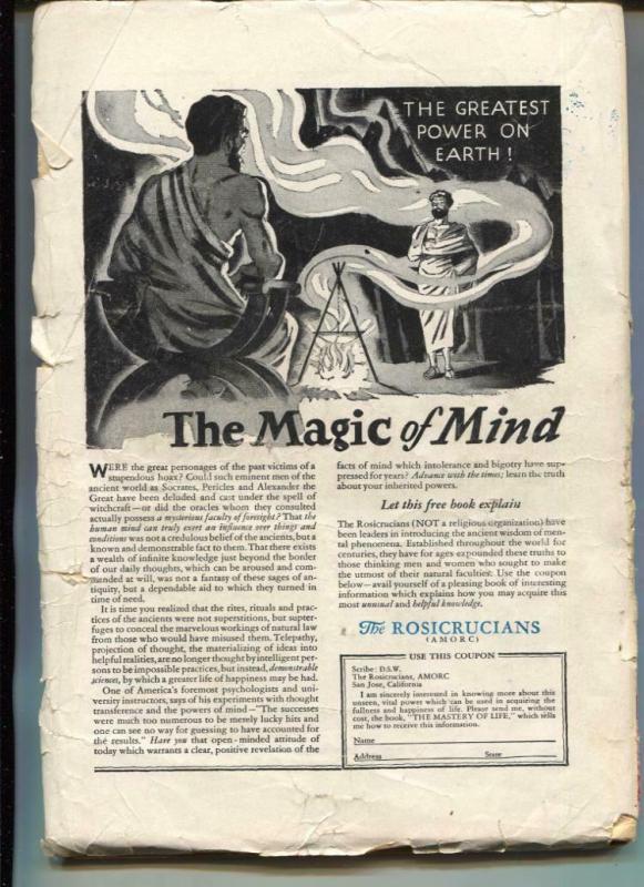 Fantastic Adventures-4/1952-PulpSprague de Camp-Paul W. Fairman-Robert Arnette