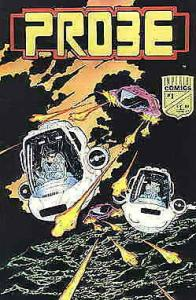 Probe #1 VF/NM; Imperial   save on shipping - details inside