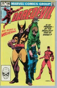 Daredevil 196 Jul 1983 NM- (9.2)