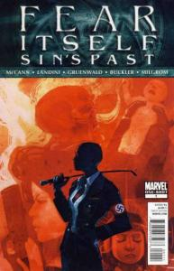 Fear Itself Sin's Past #1, NM (Stock photo)