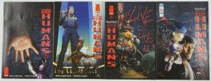 Non Humans #1-4 VF/NM complete series - whilce portacio - image comics 2 3 set