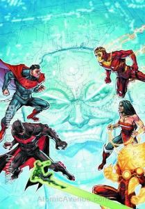 Justice League 3000 TPB #1 VF/NM; DC | save on shipping - details inside
