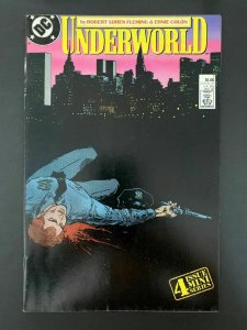 UNDERWORLD #1 DC COMICS 1987 VF