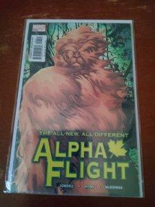 Alpha Flight #7 (2004)