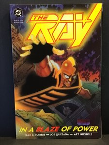 The Ray: In A Blaze Of Power #1 (1994)