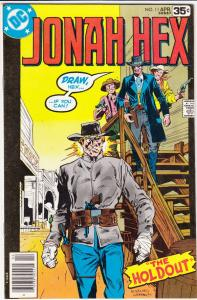 Jonah Hex #11 (Feb-78) FN/VF Mid-High-Grade Jonah Hex