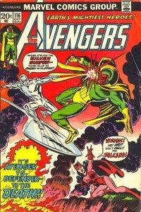 Avengers (1963 series) #116, Fine (Stock photo)