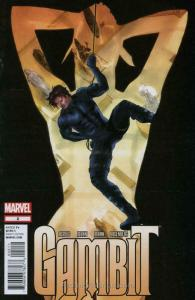 Gambit (7th Series) #2 VF/NM; Marvel | save on shipping - details inside