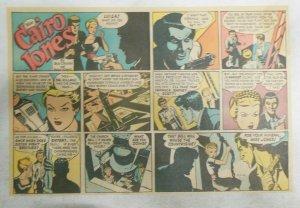 Miss Cairo Jones Sunday by Bob Oksner from 3/10/1946 Size: 11 x 15 inches GGA