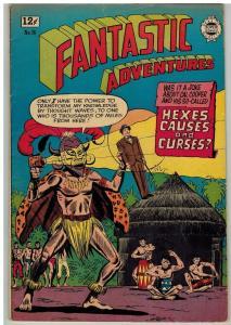 FANTASTIC ADVENTURES (SUPER) 16 VG 1964