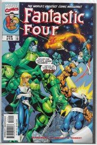 Fantastic Four   vol. 3   #14 VF