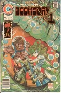 DOOMSDAY + 1 4 VF-NM Jan. 1976 COMICS BOOK