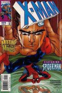 X-Man #37, NM (Stock photo)