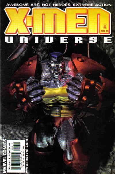 X-Men Universe #10 VF/NM; Marvel | save on shipping - details inside
