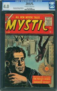 Mystic #3 (Atlas, 1956) CGC 4.0