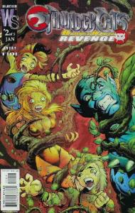 ThunderCats: Hammerhand's Revenge #2A FN; WildStorm   save on shipping - details