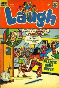 Laugh Comics #222, VG- (Stock photo)