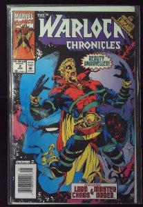 Warlock Chronicles #2 (1993)