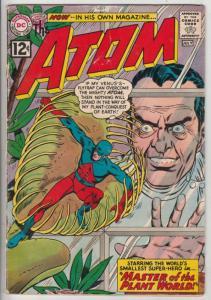 Atom, The #1 (Jul-62) VG/FN Mid-Grade The Atom