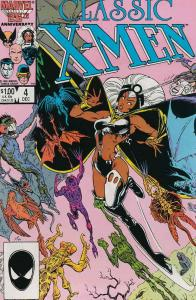 Classic X-Men #4 VF/NM; Marvel | save on shipping - details inside