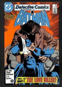 Detective Comics #565 (1986)