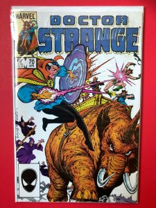 DR. STRANGE V1 # 70 1980's MARVEL / HIGH QUALITY