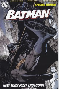 Batman #608 Special Edition New York Post Exclusive (ungraded) stock photo / 001