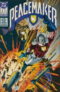 DC PEACEMAKER (1988 Series) #3 NM