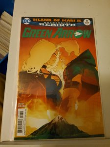 Green Arrow #8 (2016)