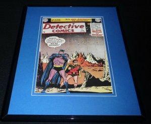 Detective Comics #208 Framed 11x14 Repro Cover Display Batman Robin