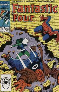 Fantastic Four (Vol. 1) #299 VF/NM; Marvel | save on shipping - details inside