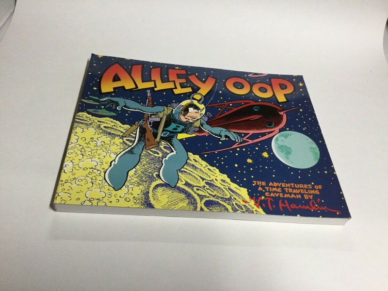 Alley Oop 1948-1949 SC Softcover Oversized Kitchen Sink Press