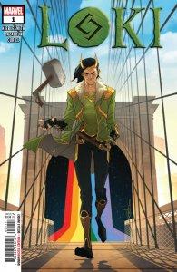 Loki #1 (Marvel, 2019) NM
