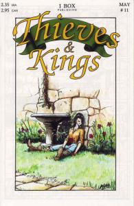 Thieves & Kings #11 VF/NM; I Box | save on shipping - details inside