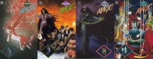 BOOKS OF MAGIC (1990) 1-4 GAIMAN, BOLTON, VESS COMPLETE