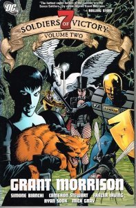 Seven Soldiers of Victory #2 (2006)