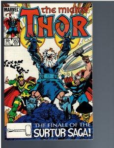 Thor #353 (1985)