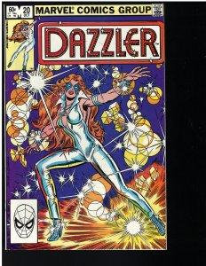 Dazzler #20 (Marvel, 1982)