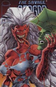 Savage Dragon (1993 series) #18, NM (Stock photo)