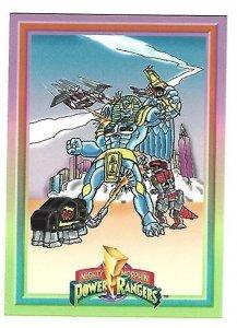 1994 Mighty Morphin Power Rangers #57