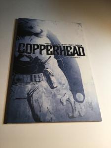 Copperhead Vol 2 Tpb Nm Near Mint Image Comics