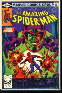 The Amazing Spider-Man #207 (1980)