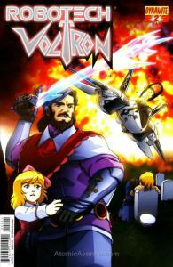 Robotech/Voltron (Vol. 1) #2 FN; Dynamite | save on shipping - details inside
