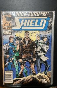 Nick Fury, Agent of SHIELD #1 (1989)