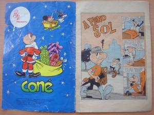 Comic Cone de Condorito numero 10.Completo.1983.Primera epoca.Revista.Tebeo.