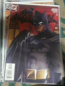Batman #627  2004 DC COMIC THE CROW FLIES PT 2   PAINTED COVER MATT WAGNER