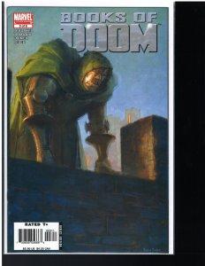 Books of Doom #3 (Marvel, 2005)