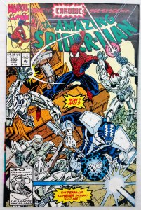 The Amazing Spider-Man #360 (NM-)(1992)