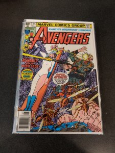 The Avengers #195 (1980) FIRST APPEARANCE TASKMASTER BLACK WIDOW MOVIE